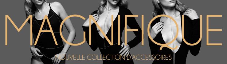 La nouvelle collection de bijoux de Bijoux Indiscrets