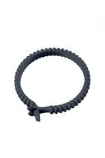 Cockring ajustable Adjust Ring - Dorcel - Anneau de pénis réglable 100% silicone pour bien contrôler votre érection.