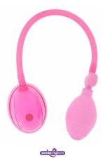 Pompe vaginale Premium - Pompe à air femme haute qualité, pour dilater la vulve et accroitre les sensations, par Seven Créations.