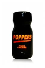 Mini poppers Sexline 8 ml - La référence des euphorisants sexuels en format voyage.