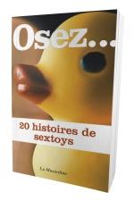 Osez 20 histoires de sextoys - Mille et une façons de se faire plaisir avec un sextoy!